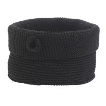 Čierny košík Zone Confetti, ⌀ 19 cm