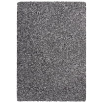 Tmavosivý koberec Universal Thais, 57×110cm