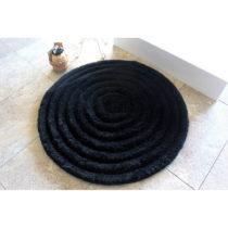 Kúpeľňová predložka Round Black, Ø&#xA0...
