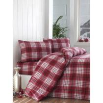 Obliečky na jednolôžko Burberry Red, 160×2...