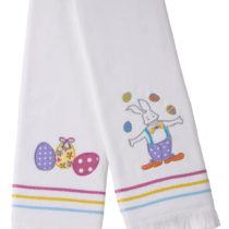 Sada 2 uterákov Apolena Rabbit Fun, 50×76cm