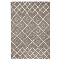 Hnedý koberec Mint Rugs Draw, 200 × 290 cm
