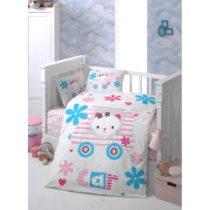 Detské obliečky s plachtou Kitty, 100×150 cm