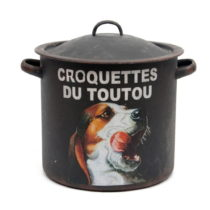 Úložná dóza Antic Line Croquettes Du Toutou