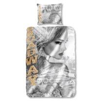 Bavlnené obliečky Muller Textiels Broadway Girl, 135×&#xA0...