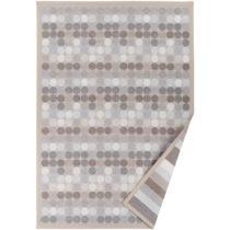 Béžový vzorovaný obojstranný koberec Narma Pallika, 14...