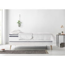 Set dvojlôžkovej postele, matraca a paplóna Bobochic Paris Simeo, 140&am...