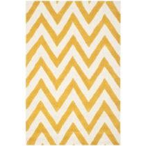 Žltý vlnený koberec Safavieh Stella, 121×18...