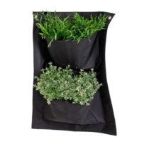 Závesný textilný kvetináč ADDU Planting, 41&...