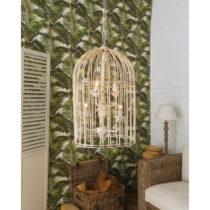 Závesné svietidlo Orchidea Milano Palais Royale, ⌀ 42 cm