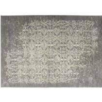Sivý vlnený koberec Kooko Home New Age, 240 × 340 cm