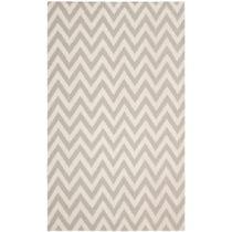 Béžový vlnený ručne tkaný koberec Safavieh N...