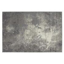 Sivý vlnený koberec Kooko Home Zouk, 160 × 230 cm
