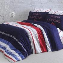 Obliečky na dvojlôžko z bavlny s plachtou Honroe, 200&#xD...