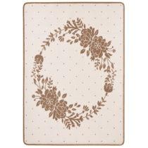 Detský béžový koberec Zala Living Blossom, 100 × 140 c...