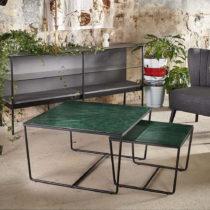 Sada 2 konferenčných stolíkov s podnožím v &#x10D...