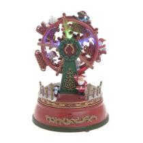 Vianočná svetelná a pohyblivá dekorácia InArt Marta