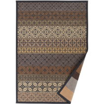 Béžový vzorovaný obojstranný koberec Narma Tidriku, 14...