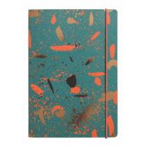 Zápisník A4 Portico Designs At Dusk, 160 strán