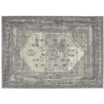 Sivý vlnený koberec Kooko Home Sonata, 200 × 300 cm