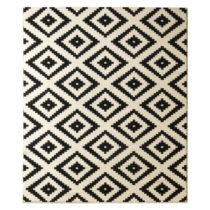 Čierny koberec Hanse Home Hamleti Diamond Black, 200×290&...