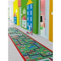 Detský koberec Kids Rail, 100×150 cm