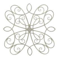 Kovová nástenná dekorácia Mauro Ferretti Deal, 71&...