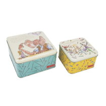 Sada 2 kovových škatuliek Roald Dahl by Portico Designs