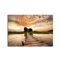 Obraz na plátne Dawn, 100×70 cm