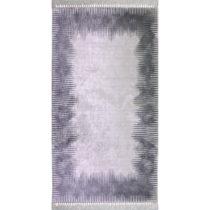Sivý koberec Vitaus Hali Gri, 80×150cm