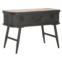 Konzolový stolík Mauro Ferretti Industry, šírka 60 cm