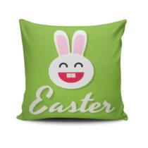 Vankúš s výplňou Easter Bunny, 45x45&#...