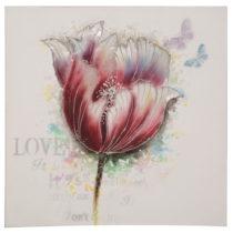 Ručne maľovaný obraz Mauro Ferretti Tulip, 80×&#...