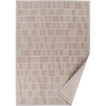 Béžový vzorovaný obojstranný koberec Narma Kursi, 140 ...