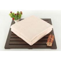Sada 2 púdrovoružových uterákov zo 100% bavlny Patricia, 50&...