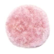 Ružový koberec z ovčej kožušiny Royal Dream Zealand...