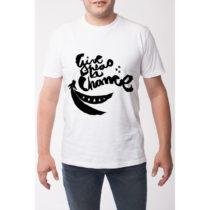 Pánske tričko s krátkym rukávom Give, veľ. XXL