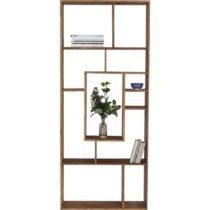 Knižnica z dreva sheesham Kare Design Regal Attento, výška 190&#xA0...