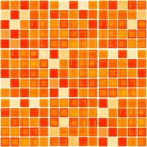 Sada 9 dekoratívnych samolepiek na stenu Ambiance Mosaics, 10×...