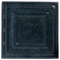 Modrá dekoratívna dlaždica Nordal Deco