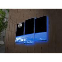 Podsvietený 3-dielny obraz Erínye