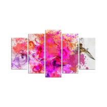5-dielny obraz Fairly