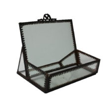 Box so zrkadlom Antic Line Mirror