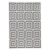 Sivo-biely koberec Zala Living Mono, 140×200cm