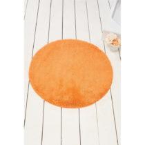 Oranžová kúpeľňová predložka Colo...