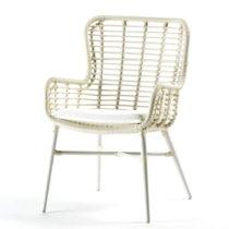 Biela stolička Thai Natura Syth