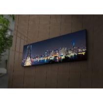 Podsvietený obraz Dylan, 90×30 cm