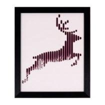 Obraz sømcasa Deercode, 25×30 cm