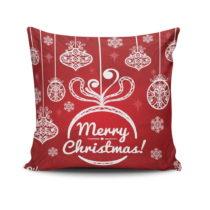 Vankúš Very Merry Christmas, 45x45 cm