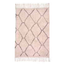 Bavlnený koberec House Nordic Goa, 90×60 cm